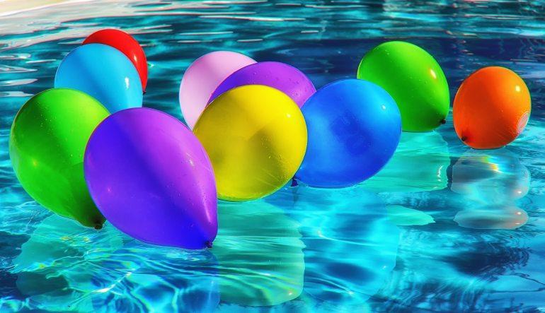 Art balloons